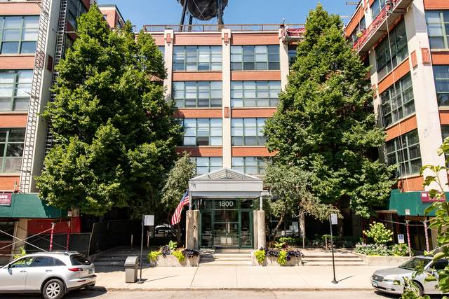 1800 W Roscoe Street #329, Chicago, IL 60657 (MLS #10971050) :: The Wexler Group at Keller Williams Preferred Realty