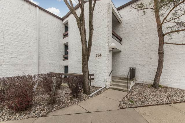 354 W Miner Street 2A, Arlington Heights, IL 60005 (MLS #10971059) :: Helen Oliveri Real Estate