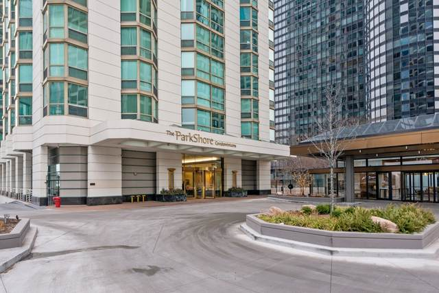195 N Harbor Drive #2704, Chicago, IL 60601 (MLS #10971075) :: The Wexler Group at Keller Williams Preferred Realty