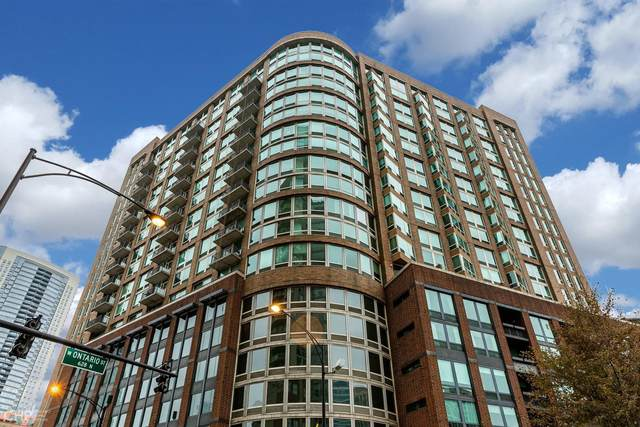 600 N Kingsbury Street #307, Chicago, IL 60654 (MLS #10971077) :: Helen Oliveri Real Estate
