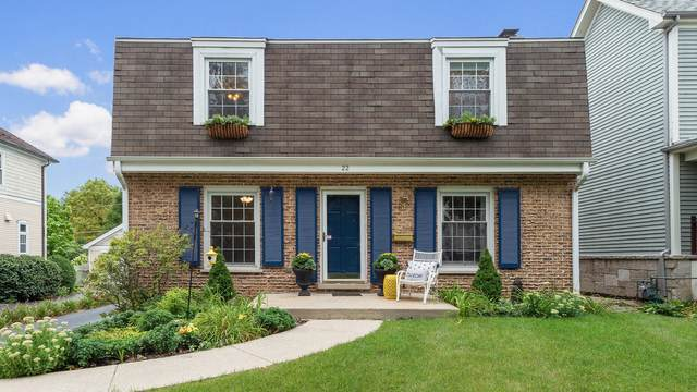 22 S Monroe Street, Hinsdale, IL 60521 (MLS #10971081) :: The Wexler Group at Keller Williams Preferred Realty