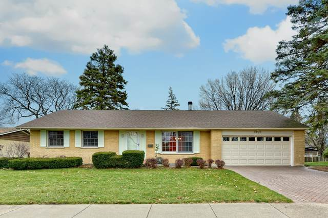 2907 N Highland Avenue, Arlington Heights, IL 60004 (MLS #10971087) :: Janet Jurich