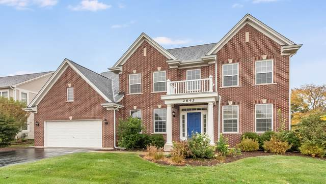 2843 Forest Creek Lane, Naperville, IL 60565 (MLS #10971098) :: Suburban Life Realty