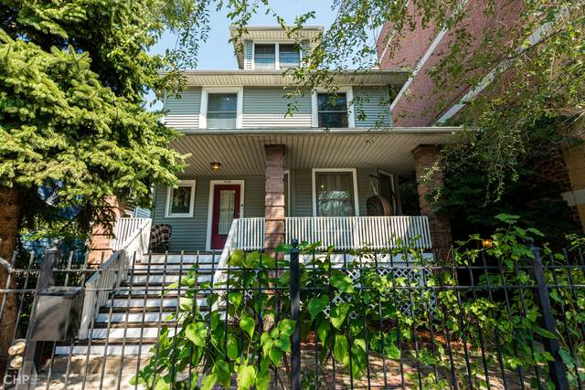 4129 N Pulaski Road, Chicago, IL 60641 (MLS #10971109) :: The Wexler Group at Keller Williams Preferred Realty