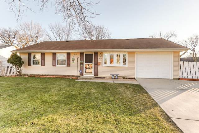 419 Robinhood Drive, Streamwood, IL 60107 (MLS #10971118) :: The Dena Furlow Team - Keller Williams Realty