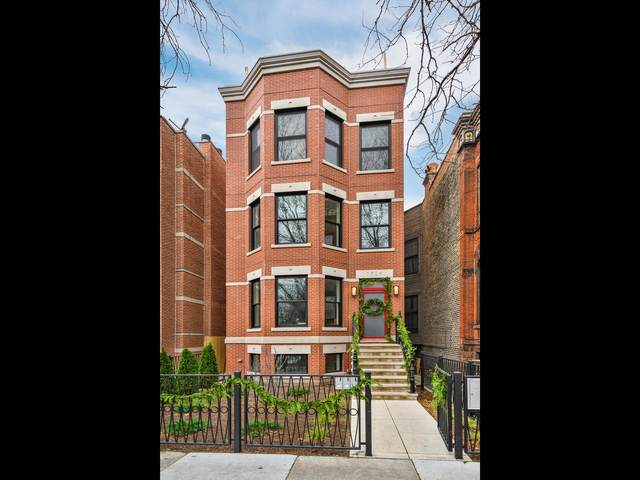 1526 N Leavitt Street #2, Chicago, IL 60622 (MLS #10971168) :: The Perotti Group