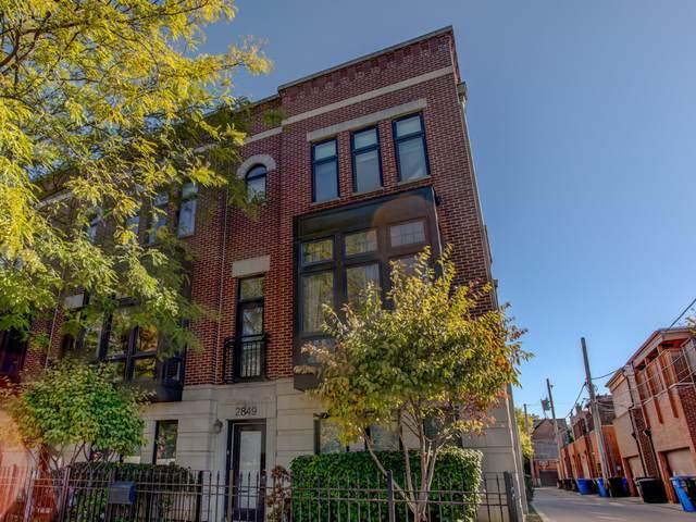 2849 N Hermitage Avenue #24, Chicago, IL 60657 (MLS #10971197) :: RE/MAX IMPACT
