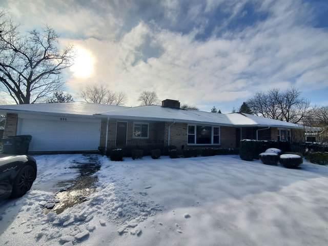 955 Glenview Road, Glenview, IL 60025 (MLS #10971230) :: Helen Oliveri Real Estate