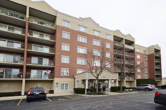 7400 N Lincoln Avenue #408, Skokie, IL 60076 (MLS #10971246) :: John Lyons Real Estate
