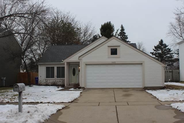 205 Autumn Lane, Vernon Hills, IL 60061 (MLS #10971255) :: Helen Oliveri Real Estate