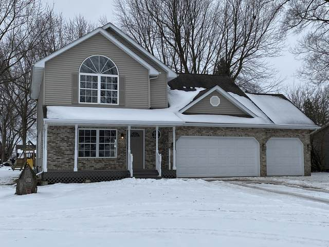 898 Sarah Street, Lake Holiday, IL 60548 (MLS #10971256) :: The Dena Furlow Team - Keller Williams Realty