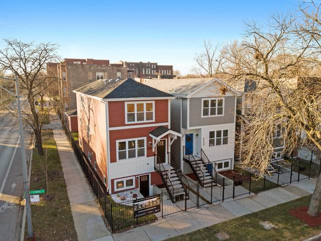 6556 S Evans Avenue, Chicago, IL 60637 (MLS #10971267) :: Schoon Family Group