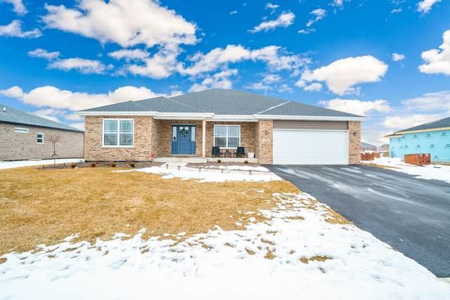 2231 Runway Drive, New Lenox, IL 60451 (MLS #10971293) :: Jacqui Miller Homes