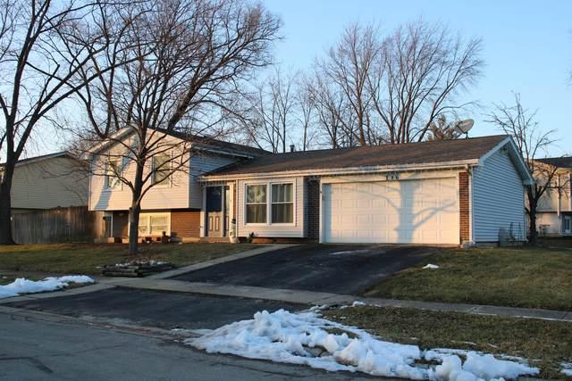 196 Lafayette Drive, Bolingbrook, IL 60440 (MLS #10971308) :: Angela Walker Homes Real Estate Group