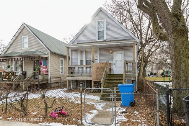 709 W 60th Place, Chicago, IL 60621 (MLS #10971314) :: Janet Jurich
