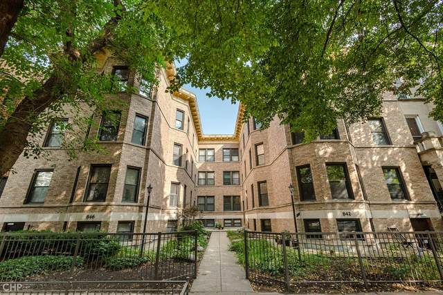 846 W Newport Avenue 2N, Chicago, IL 60657 (MLS #10971319) :: Jacqui Miller Homes