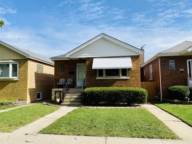3835 Harvey Avenue, Berwyn, IL 60604 (MLS #10971357) :: Janet Jurich