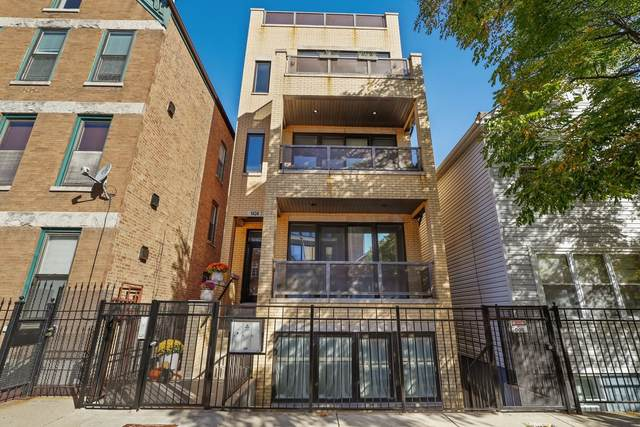 1424 W Walton Street #1, Chicago, IL 60642 (MLS #10971360) :: Schoon Family Group