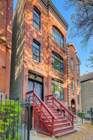 1040 N Wood Street, Chicago, IL 60622 (MLS #10971379) :: Helen Oliveri Real Estate