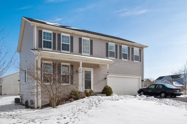 180 Holmes Place, Montgomery, IL 60538 (MLS #10971399) :: The Spaniak Team