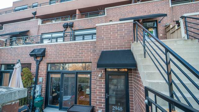 2948 N Riverwalk Drive #56, Chicago, IL 60618 (MLS #10971413) :: The Wexler Group at Keller Williams Preferred Realty