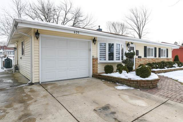 625 Morton Street, Hoffman Estates, IL 60169 (MLS #10971415) :: The Wexler Group at Keller Williams Preferred Realty