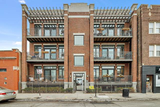 1951 W Belmont Avenue 1W, Chicago, IL 60657 (MLS #10971425) :: Schoon Family Group