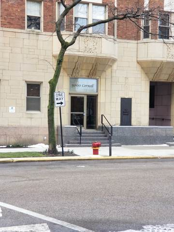 5000 S Cornell Avenue 10D, Chicago, IL 60615 (MLS #10971429) :: The Spaniak Team