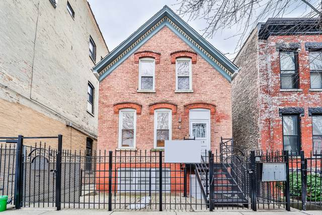 2329 W Mclean Avenue, Chicago, IL 60647 (MLS #10971447) :: The Wexler Group at Keller Williams Preferred Realty