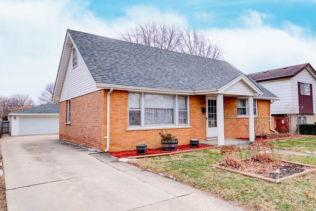 14435 Kolin Avenue, Midlothian, IL 60445 (MLS #10971458) :: The Dena Furlow Team - Keller Williams Realty