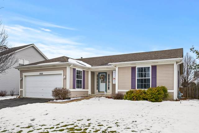 7222 Faxton Lane, Plainfield, IL 60586 (MLS #10971481) :: The Wexler Group at Keller Williams Preferred Realty