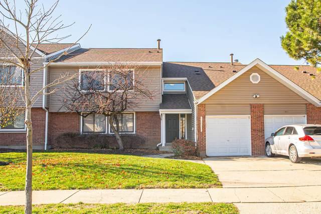 1078 Hidden Lake Drive #1078, Buffalo Grove, IL 60089 (MLS #10971490) :: The Wexler Group at Keller Williams Preferred Realty
