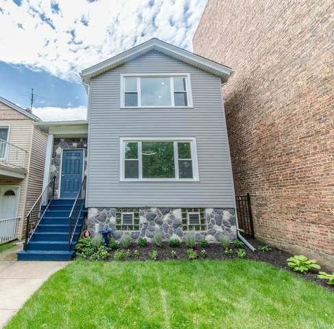 2011 W Lunt Avenue, Chicago, IL 60645 (MLS #10971512) :: Janet Jurich