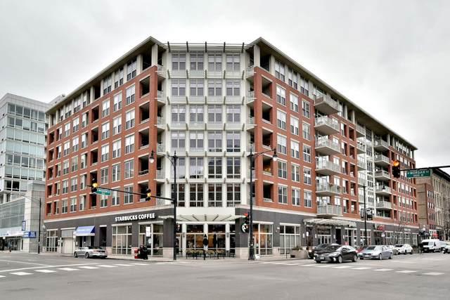 1001 W Madison Avenue #708, Chicago, IL 60607 (MLS #10971544) :: The Perotti Group