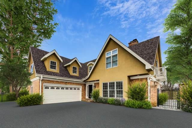 185 E Stone Avenue, Lake Forest, IL 60045 (MLS #10971549) :: The Dena Furlow Team - Keller Williams Realty