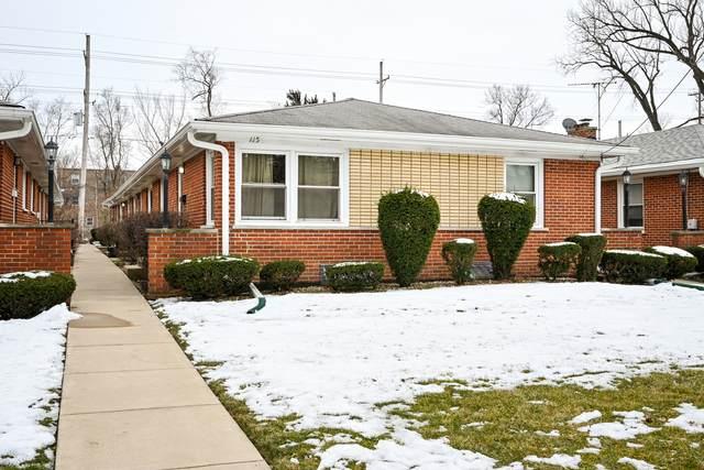 115 W Ash Street D, Lombard, IL 60148 (MLS #10971570) :: Schoon Family Group