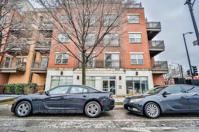 1155 W Roosevelt Road #307, Chicago, IL 60608 (MLS #10971581) :: Littlefield Group