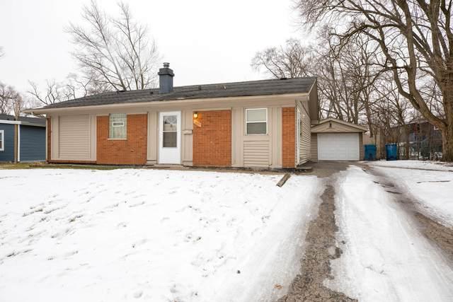 1820 215th Place, Sauk Village, IL 60411 (MLS #10971590) :: John Lyons Real Estate