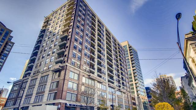 451 W Huron Street #803, Chicago, IL 60610 (MLS #10971622) :: The Perotti Group