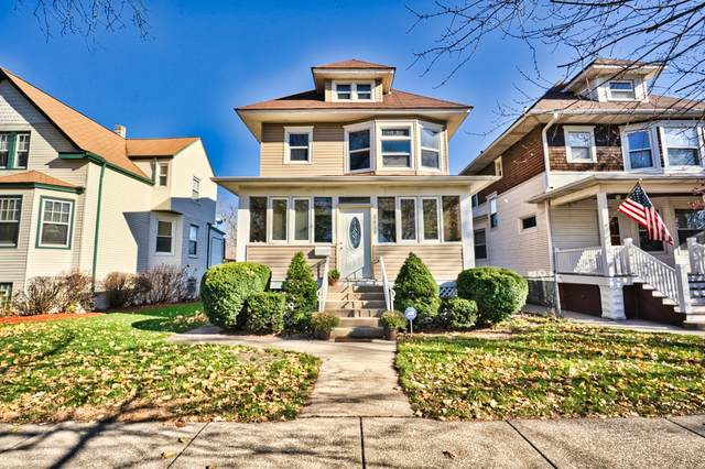 3839 N Keystone Avenue, Chicago, IL 60641 (MLS #10971640) :: The Spaniak Team
