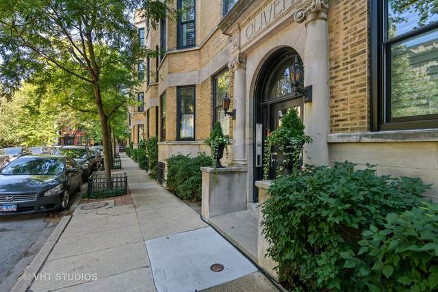 1705 N Crilly Court B, Chicago, IL 60614 (MLS #10971642) :: The Perotti Group