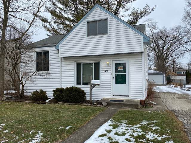 105 S Chase Avenue, Lombard, IL 60148 (MLS #10971693) :: Helen Oliveri Real Estate