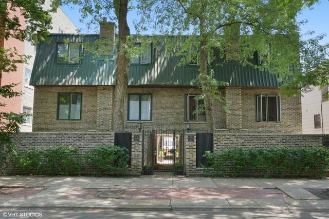 1719 N Mohawk Street H, Chicago, IL 60614 (MLS #10971698) :: The Perotti Group