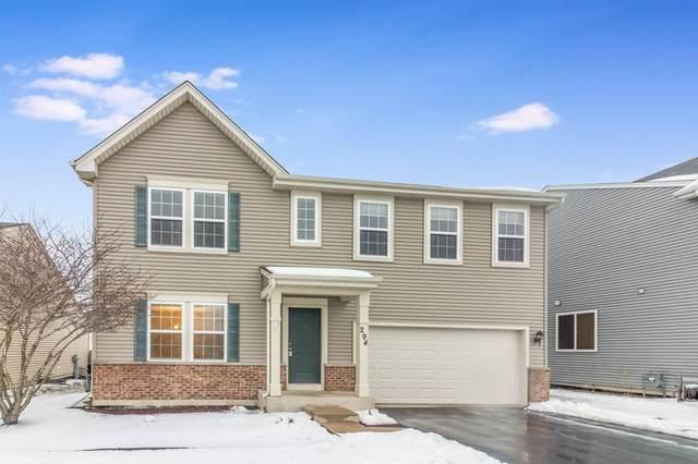 294 N Blue Jay Street, Cortland, IL 60112 (MLS #10971700) :: Jacqui Miller Homes