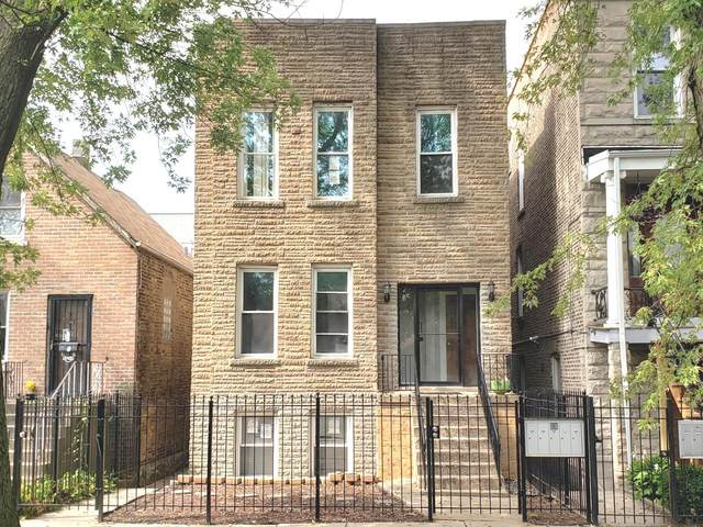 842 N Fairfield Avenue, Chicago, IL 60622 (MLS #10971705) :: The Perotti Group