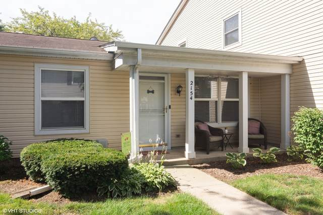 2154 N Dogwood Lane #2154, Palatine, IL 60074 (MLS #10971726) :: Helen Oliveri Real Estate