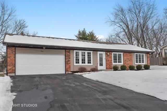 985 Partridge Lane, Lake Zurich, IL 60047 (MLS #10971763) :: John Lyons Real Estate