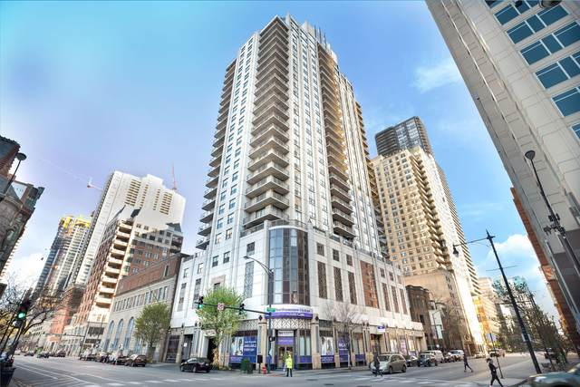 635 N Dearborn Street #1906, Chicago, IL 60654 (MLS #10971768) :: The Perotti Group