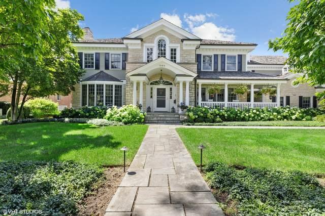 1444 Kaywood Lane, Glenview, IL 60025 (MLS #10971785) :: John Lyons Real Estate