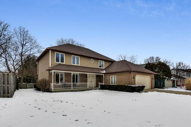 5576 Ranier Drive, Lisle, IL 60532 (MLS #10971805) :: The Spaniak Team